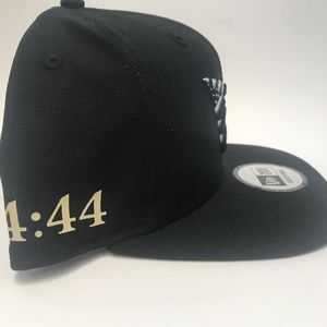 New ERA Accessories - 4 44 ROC NATION NEW ERA PAPER PLANE SNAPBACK HAT 646c0767ce7
